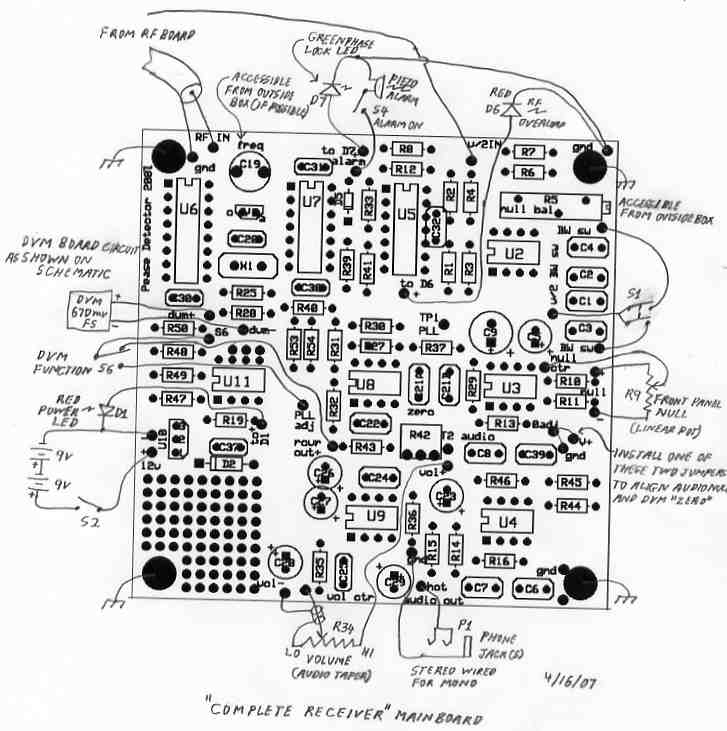 Wiring For Amplifier